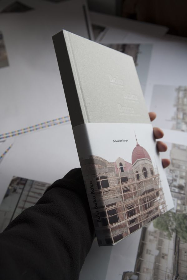 Baku Buch / Bako book (34€)