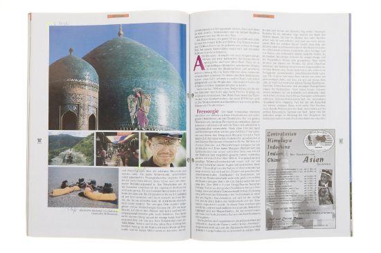 "<a href=""http://www.active-magazin.com/ target=""_blank""><i>tours</i> (nun: <i>active</i>) Magazin</a>, 2001, 6 seitige Story zu <a href=""http://sebastian-burger.de/bicycle/beijing-by-bike/photos"" >Mit dem Rad nach Peking</a><br <a href=""http://www.active-magazin.com/ target=""_blank""><i>tours</i> (now: <i>active</i>) magazine</a>, 2001, with a six paged story on the <a href=""http://sebastian-burger.de/en/bicycle/beijing-by-bike/photos"">Beijing by bike </a>tour"