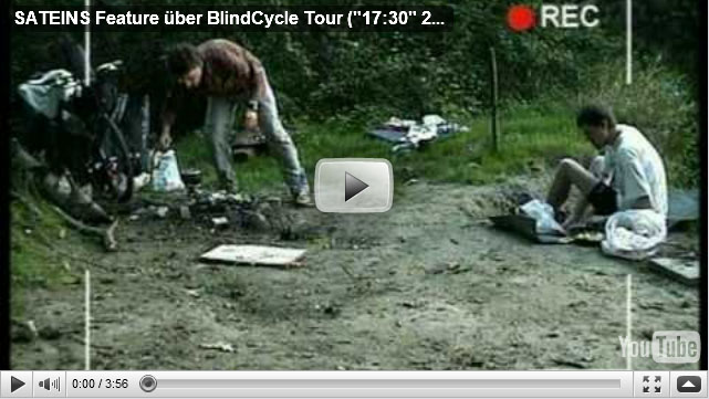 Sat Eins Feature, 2006, BlindCycle Tour